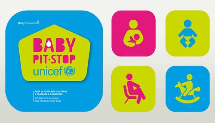 UNICEF festeggia la settimana per l'allattamento materno/ SAM.