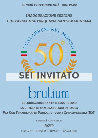 Brutium: a Santa Marinella arriva l'associazione calabresi nel mondo