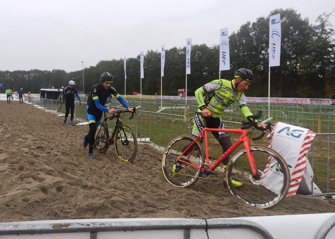 Mtb Santa Marinella-Cicli Montanini: Mariuzzo e Feltre nella top 10 degli Europei di ciclocross in Olanda