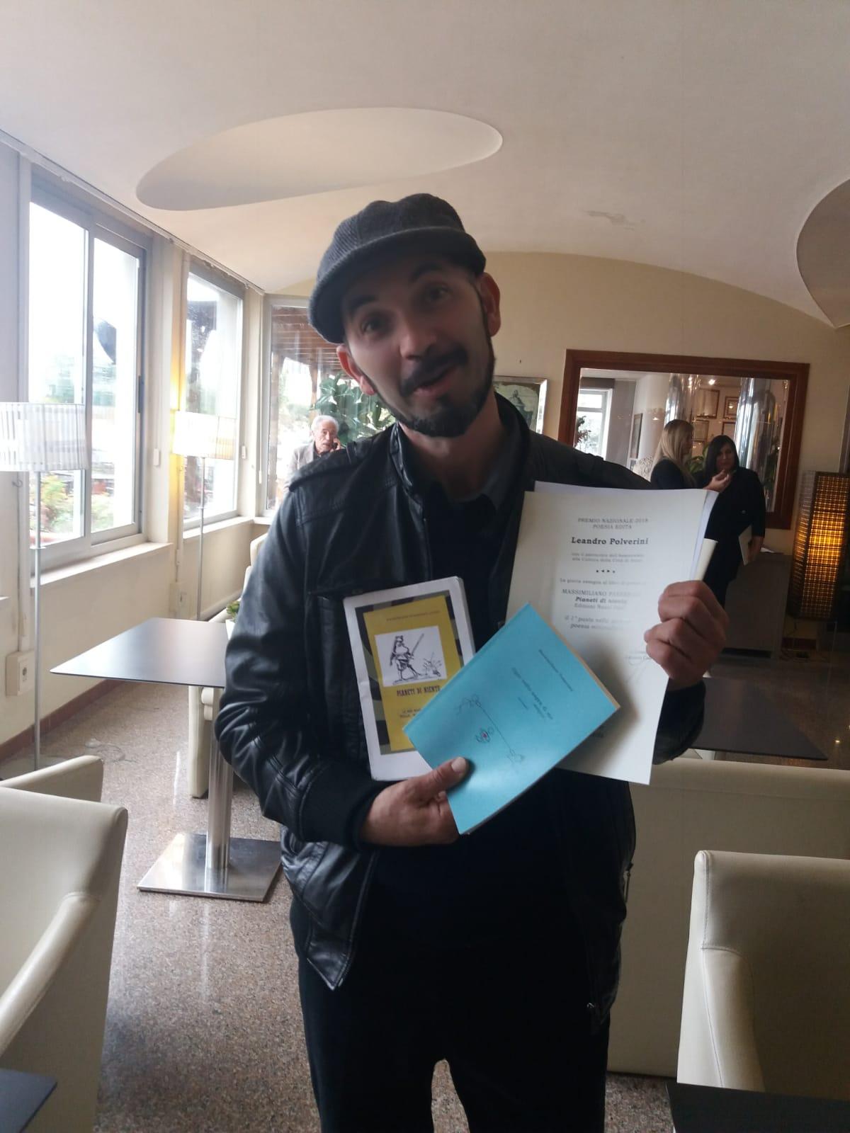 Giornata mondiale della poesia: la dedica di Passerani a Santa Marinella