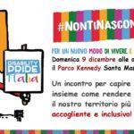 """""""Non ti nascondere"""": iniziativa di PcV per il Disability Day"""