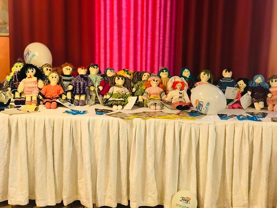 Unicef augura a tutti Buon Natale: La Pigotta compie 20 anni