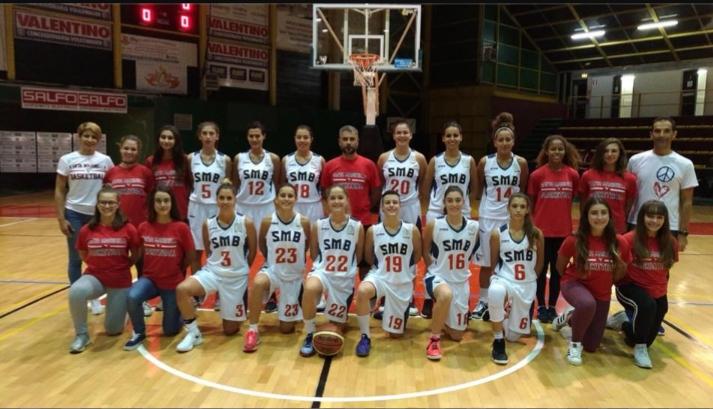 Basket femminile: doppia vittoria per la serie B e per le under 18