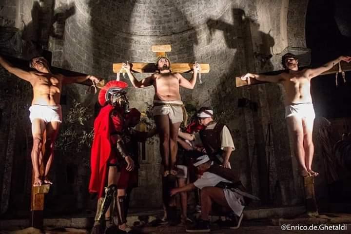 Processione Passione di Cristo: torna la tradizione con l'associazione Insieme per divertirci.