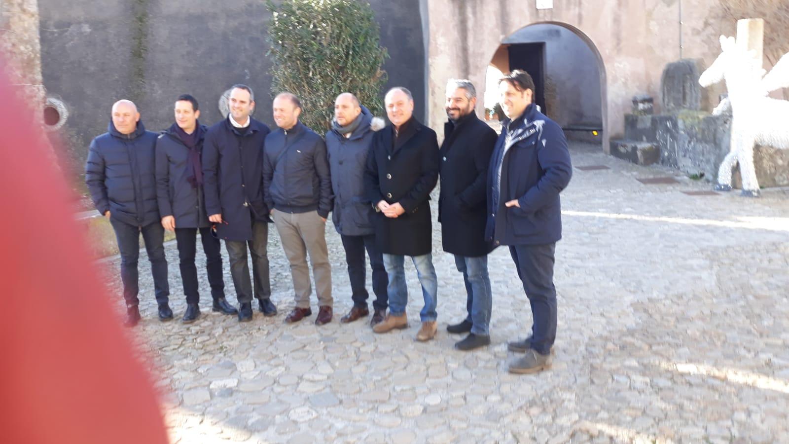Santa Marinella – Tolfa: al Castello ospite il Premier di Malta Joseph Muscat