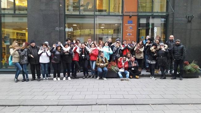 Lo Stendhal in Europa con l'Erasmus