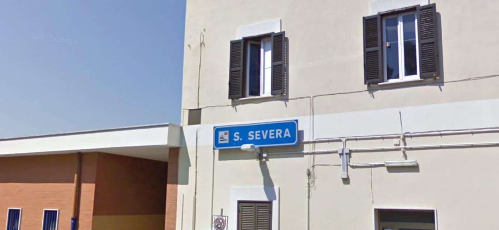 Treni fermi: investimento a Santa Severa