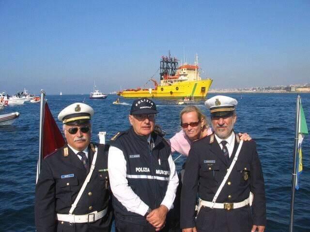Addio a Claudio Jacobazzi storico comandante della Polizia Locale