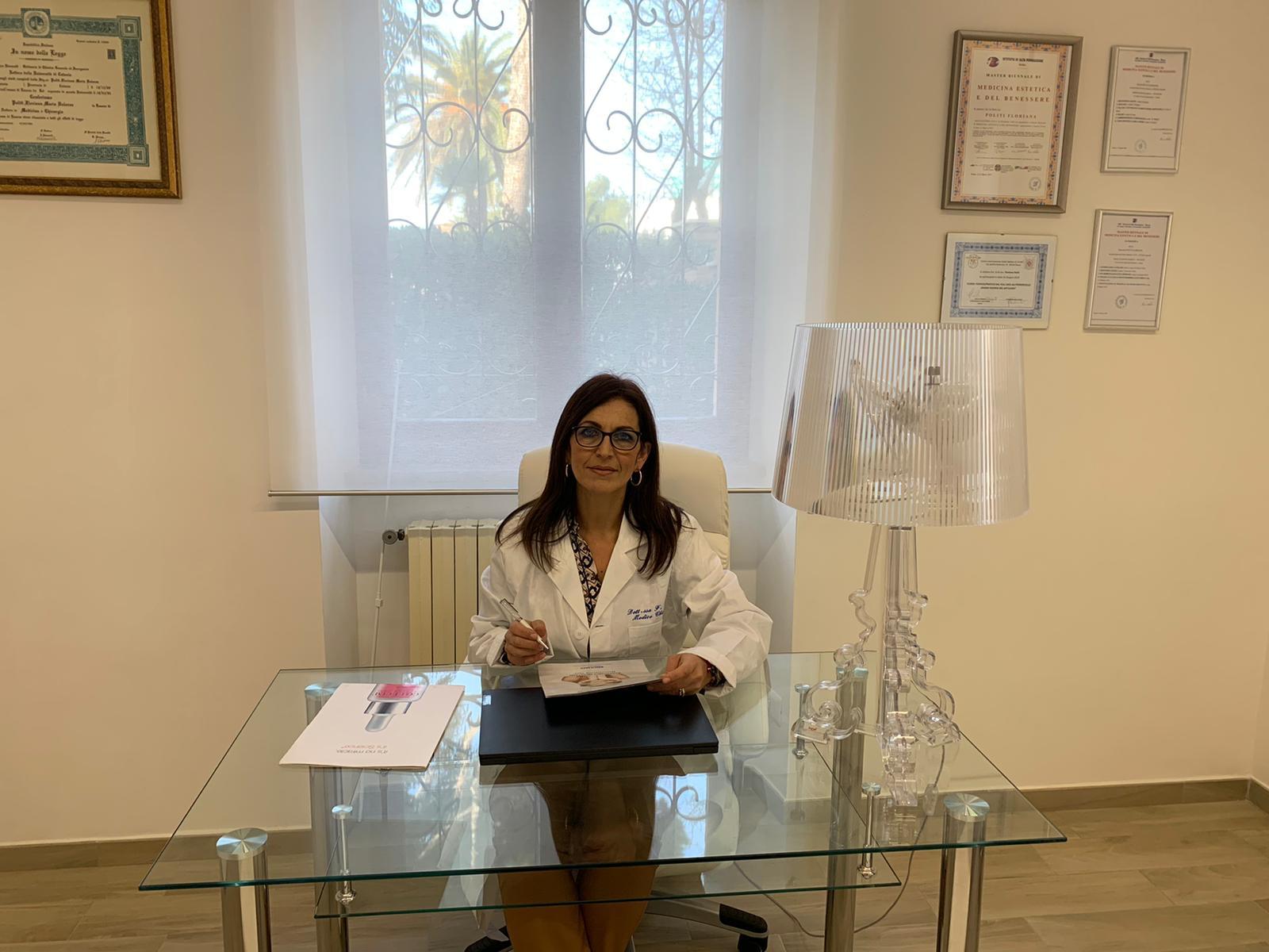 La medicina estetica arriva a Santa Marinella. Aperte le consulenze della Dott.ssa Floriana Politi