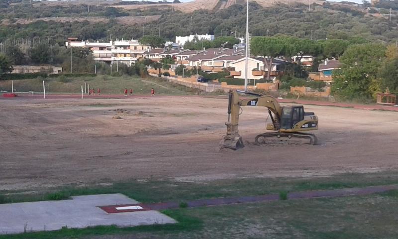 Campo sportivo comunale: sbloccati 400 mila euro di fondi dalla Commissione per il dissesto