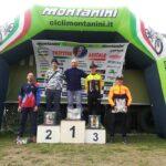 Mtb Santa Marinella-Cicli Montanini: Lorenzo Borgi subito a podio nella prova inaugurale del Trttico Laziale