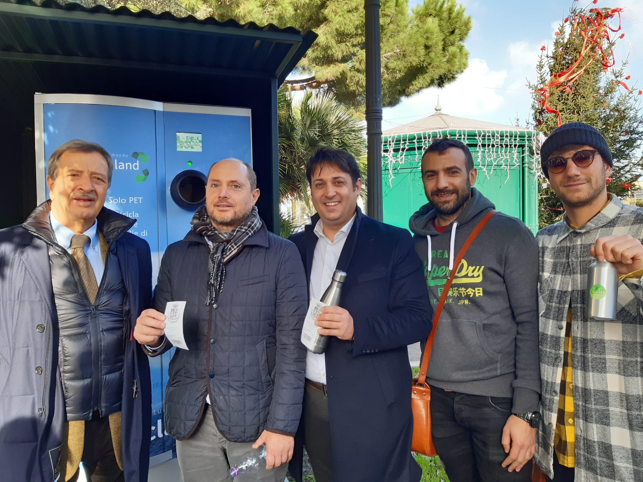 Plastic free Santa Marinella: adesione delle attività commerciali.