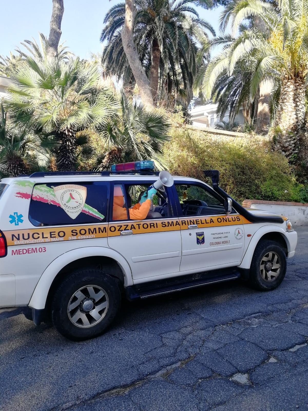 Volontariato Santa Marinella: prevenzione per le strade della Città