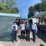 Mercato Santa Marinella: al via il mercato unico Pirgus
