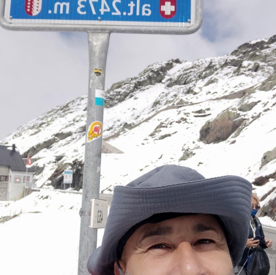 Alessandro Martini, 49 anni. Santa Marinella